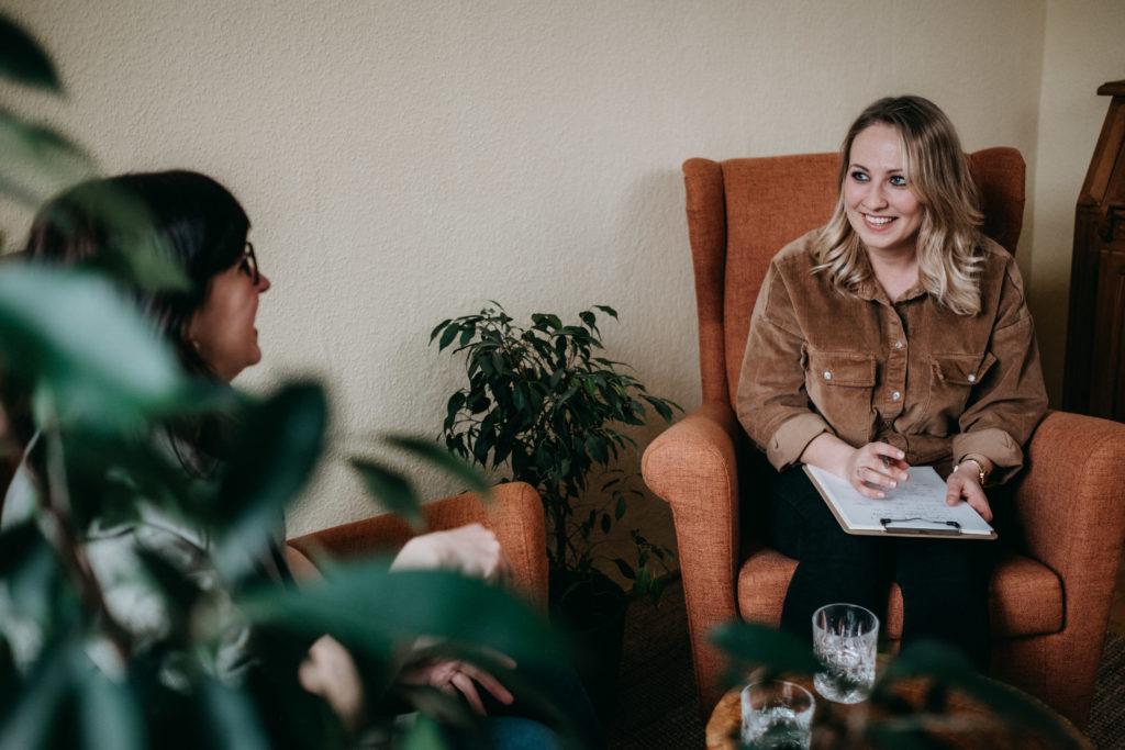 Beratung Perspektivvoll - Lena Steiger